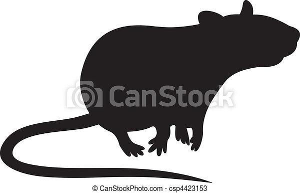 Mouse vector - csp4423153