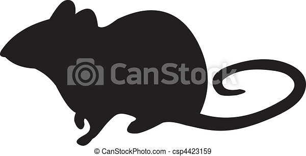 Mouse vector - csp4423159
