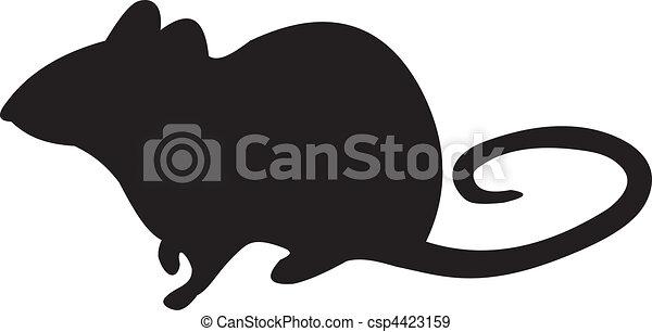 Mouse vector - csp4423159