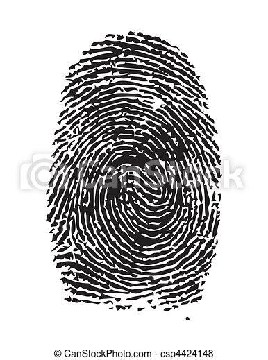 Fingerprint - csp4424148