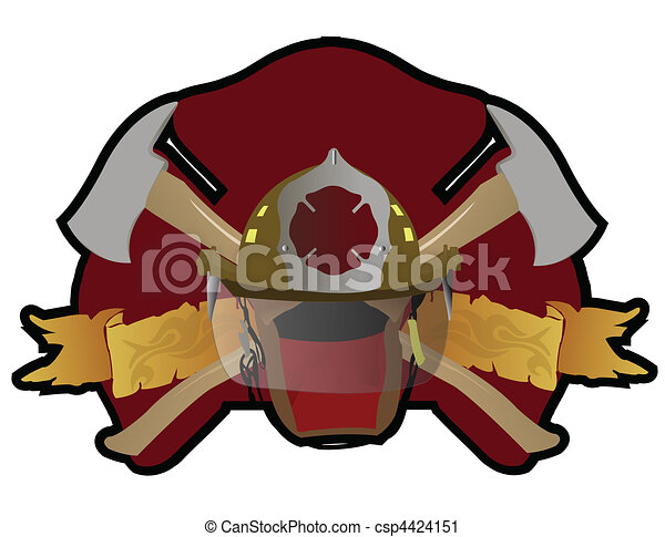 Firefighter - csp4424151