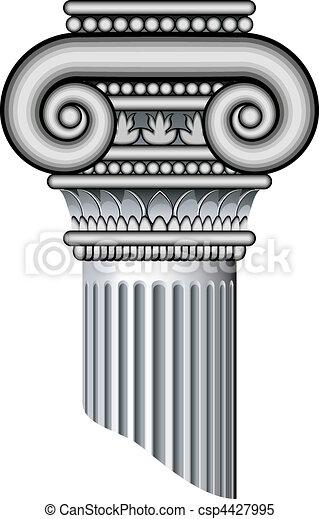 Ionic columns - csp4427995