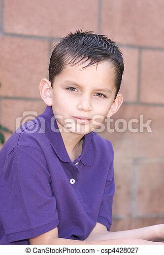 Short Hair for Hispanic Boys