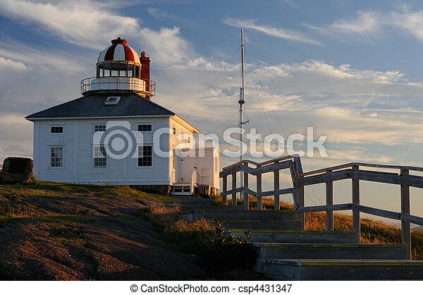 Cape Spear Lighthouse - csp4431347