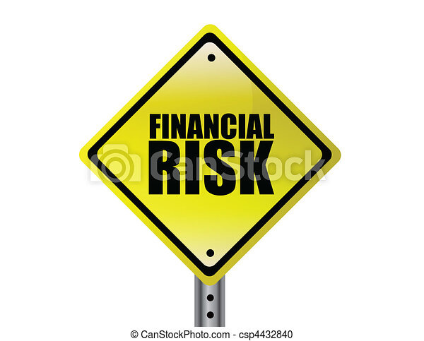 Financial Risk - csp4432840