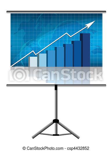 Business presentation - csp4432852