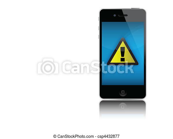 Iphone no signal - csp4432877
