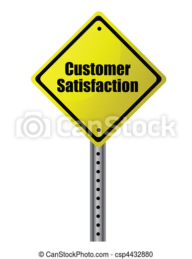 Customer Satisfaction - csp4432880