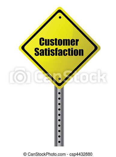 Customer Satisfaction - csp4432880