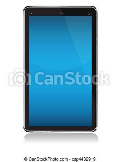 Ipad tablet - csp4432919