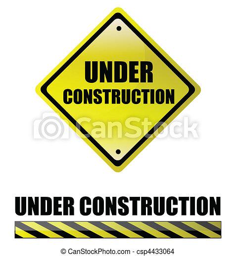 Under construction - csp4433064