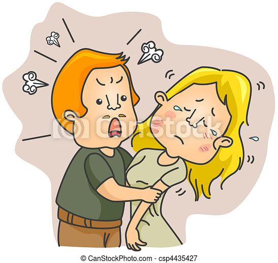 Domestic Violence - csp4435427