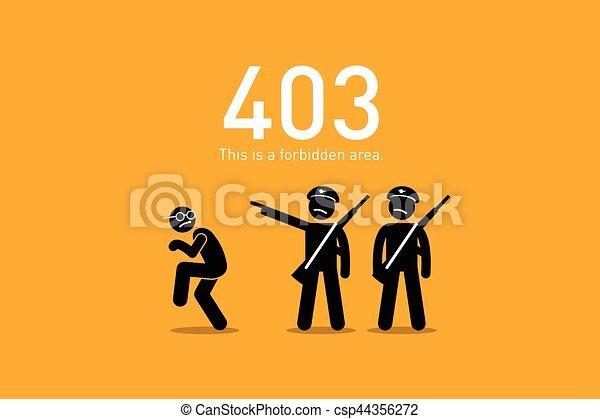 Website Error 403. Forbidden. - csp44356272