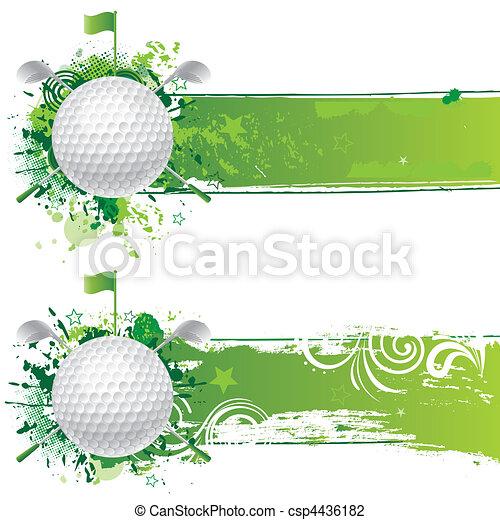 golf - csp4436182