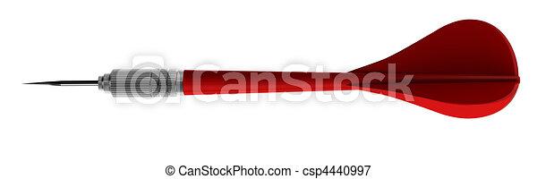 red dart - csp4440997