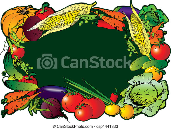 Vegetables. - csp4441333