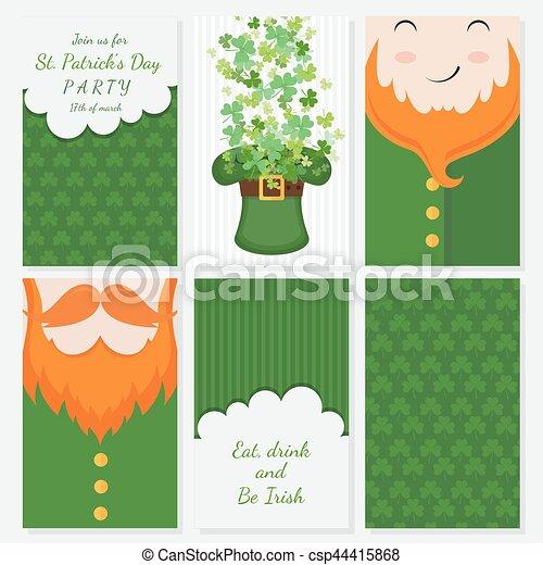 Saint Patrick's Day - csp44415868