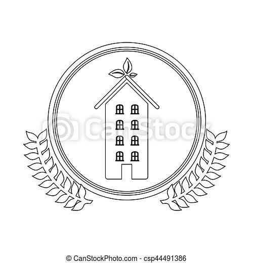 symbol home care environment image - csp44491386