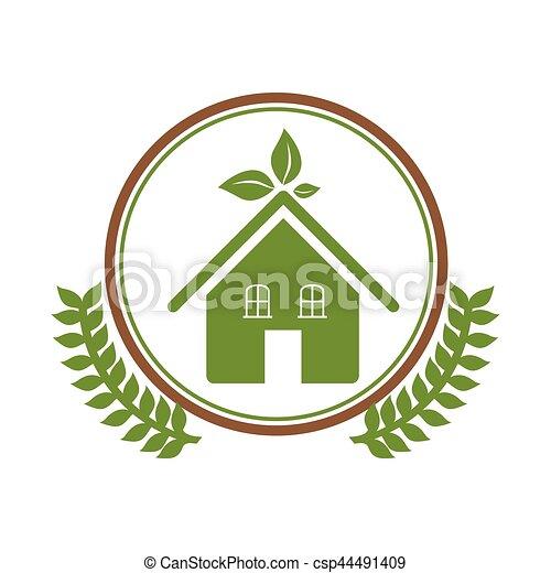 symbol home care environment image - csp44491409