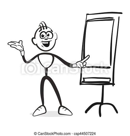 Flipchart Vector Clip Art Illustrations. 298 Flipchart clipart EPS ...