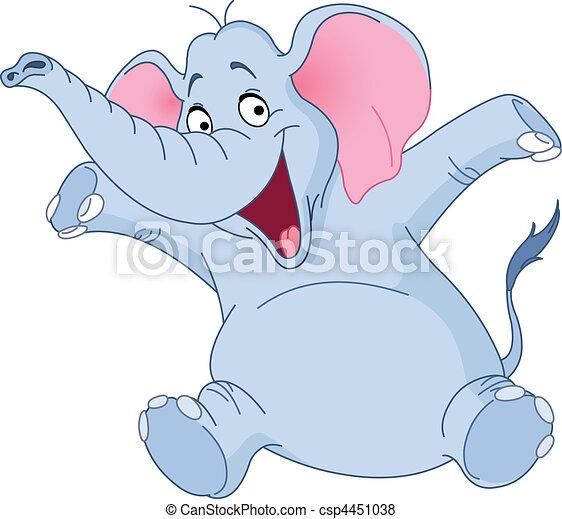 Elephant - csp4451038