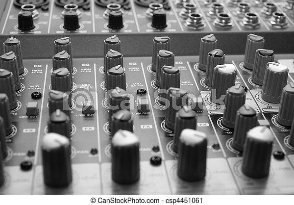 sound mixer - csp4451061