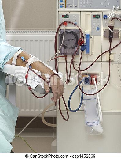 dialysis health care medicine kidney - csp4452869