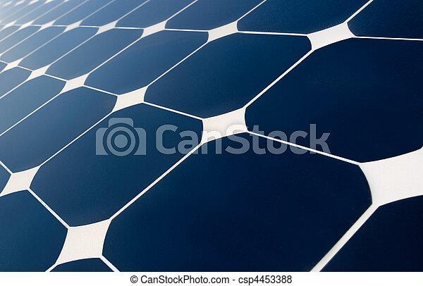 solar panel's geometry - csp4453388