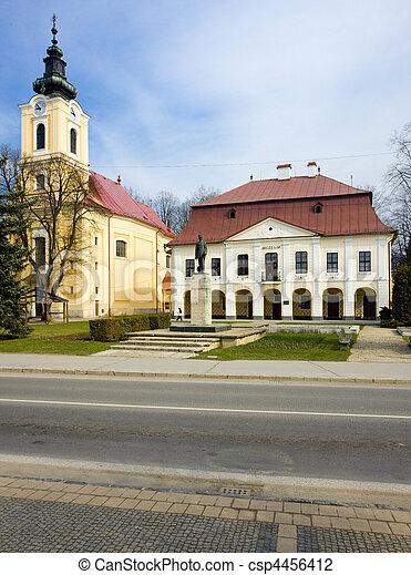 Brezno, Slovakia - csp4456412
