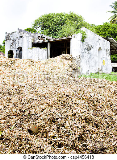 Rum Distillery, Grenada - csp4456418