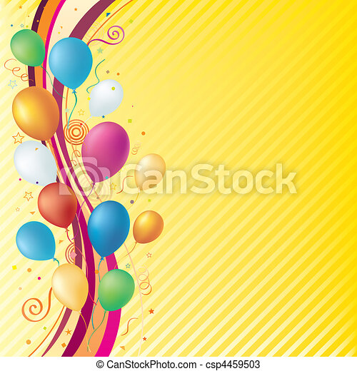 celebration background - csp4459503