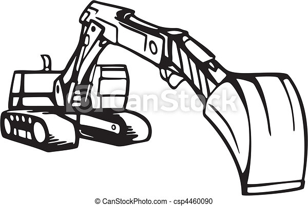 Earth Moving Vehicles - csp4460090