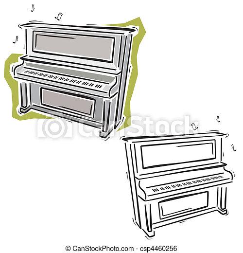 Music Instruments - csp4460256