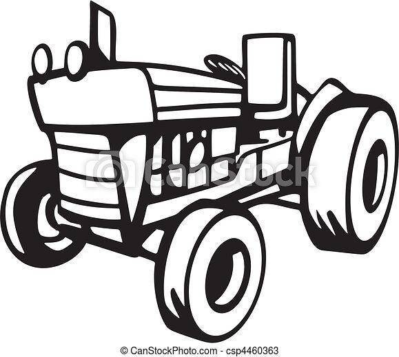 Agriculture Vehicles - csp4460363