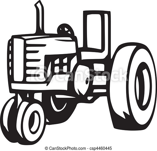 Agriculture Vehicles - csp4460445