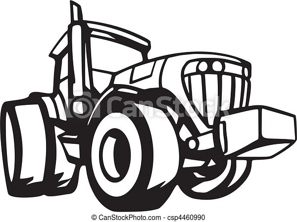 Agriculture Vehicles - csp4460990