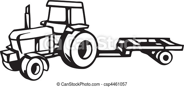 Agriculture Vehicles - csp4461057