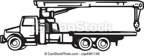 Construction Vehicles - csp4461149