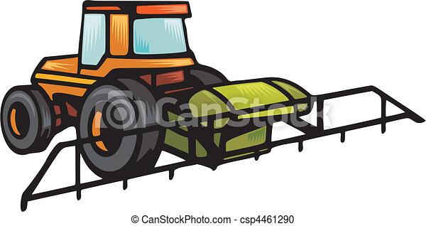 Agriculture Vehicles - csp4461290