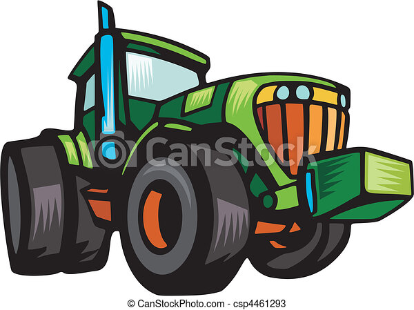 Agriculture Vehicles - csp4461293