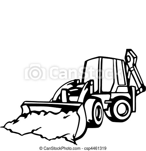 Earth Moving Vehicles - csp4461319
