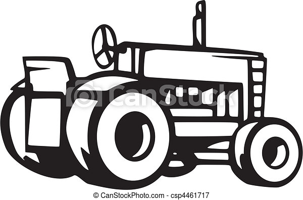 Agriculture Vehicles - csp4461717