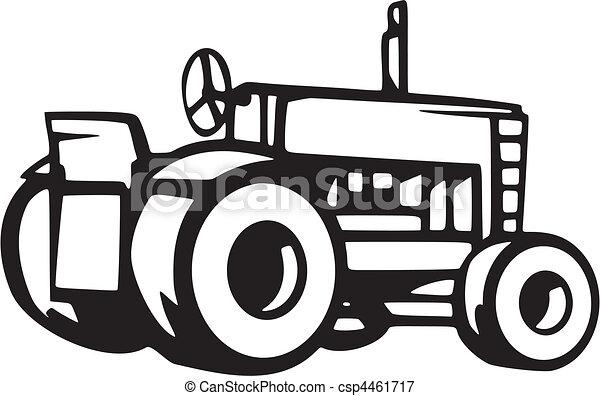 Agriculture Vehicles - csp4461717