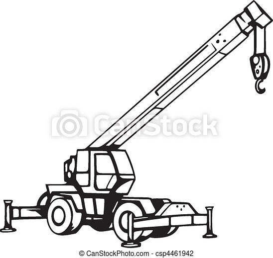 Construction Vehicles - csp4461942