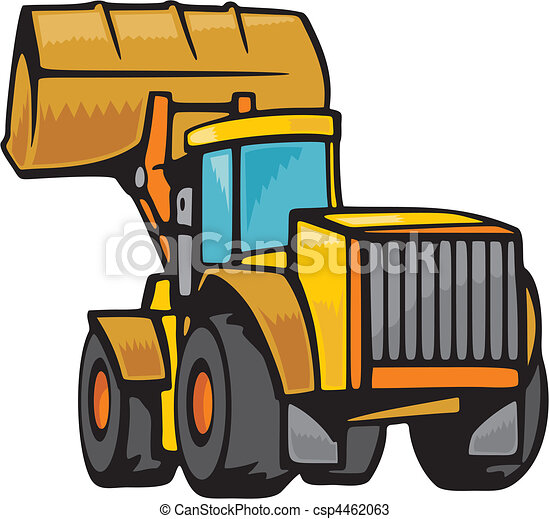 Earth Moving Vehicles - csp4462063