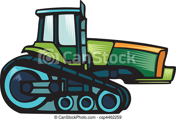Agriculture Vehicles - csp4462259
