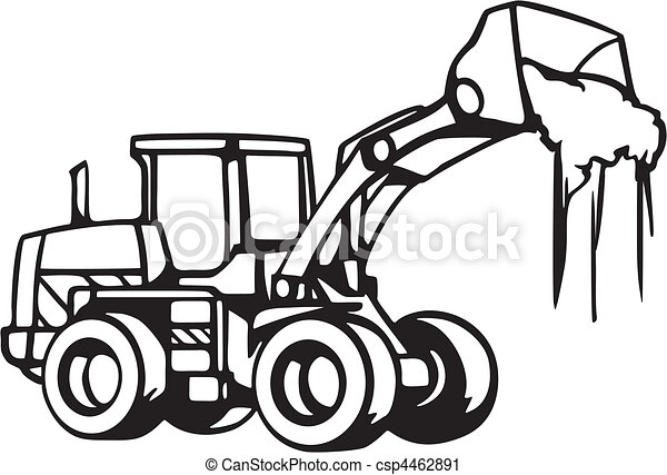 Earth Moving Vehicles - csp4462891