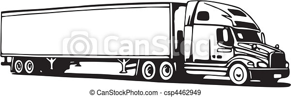 Truck - csp4462949