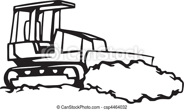 Earth Moving Vehicles - csp4464032