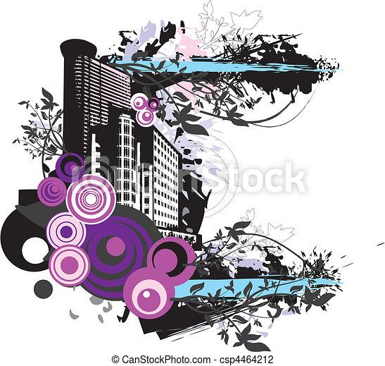 urban art - csp4464212